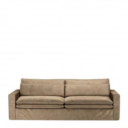 Continental sofa 3 5s vel gldbeige