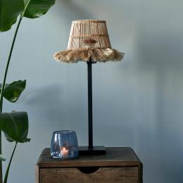 Desert fringe lamp shade 15x20cm