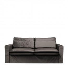 Continental sofa 2 5s vel grigrey