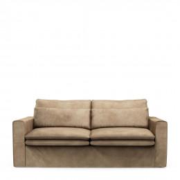 Continental sofa 2 5s vel glbeige