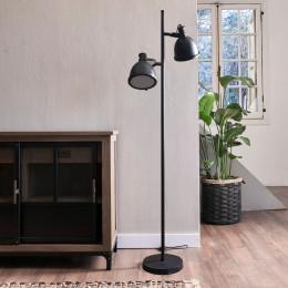 Harlem floor lamp black