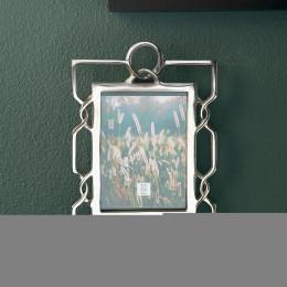 Luxurious weave photo frame 13x18cm