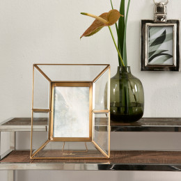 Rm french glass photo frame 13x18cm