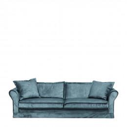 Carlton sofa 3 5s velvet petrol
