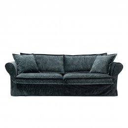 Carlton sofa 3 5s vel minblue