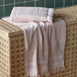 Serene towel blossom 100x50cm