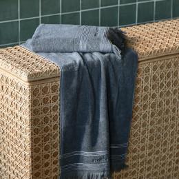 Serene towel anthracite 100x50cm