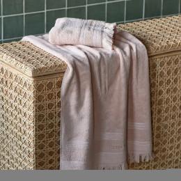 Serene towel blossom 140x70cm