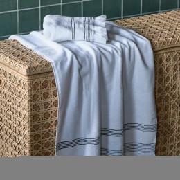 Serene towel white 140x70cm