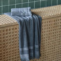 Serene towel anthracite 140x70cm