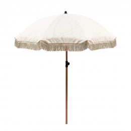 Orangery floral parasol