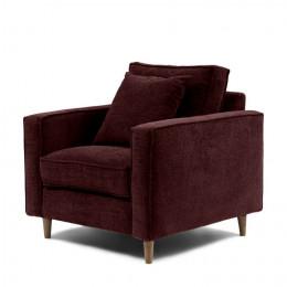 Kendall armchair pasplum