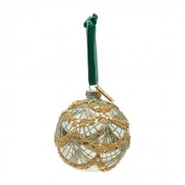 Glam sparkle ornament dia 8