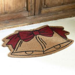 Rm doormat jingle bells 75x45