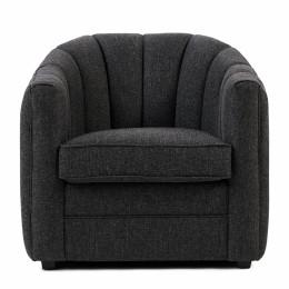 St lewis armchair carbon