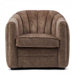 St lewis berkshire armchair truffle