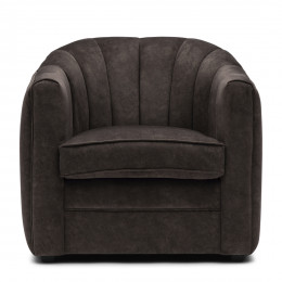 St lewis berkshire armchair cacao