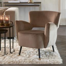 Laurel armchair vel iii glmink