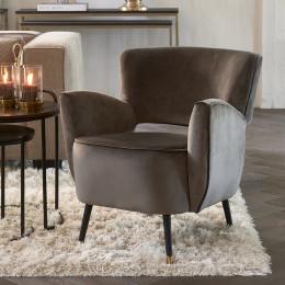 Laurel armchair vel iii anthra