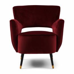 Laurel armchair vel iii burg