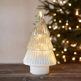 Christmas jadeite led tree m