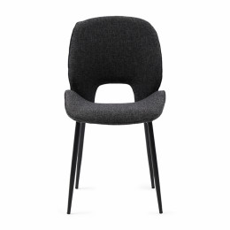 Mr beekman dining chair carbon