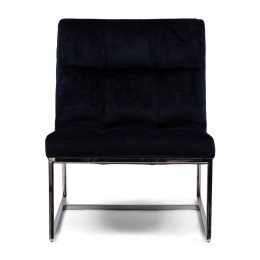 Thompson place chair velvet iii indigo
