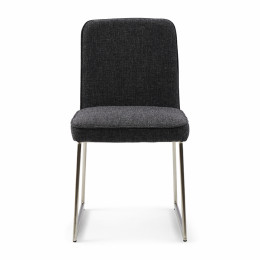 Clubhouse dining chair carbon