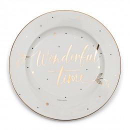 Celebrate breakfast plate