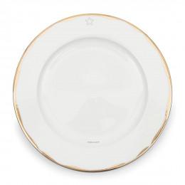 Celebrate dinner plate