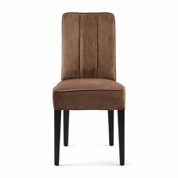 The jade dining chair velvet iii golden mink