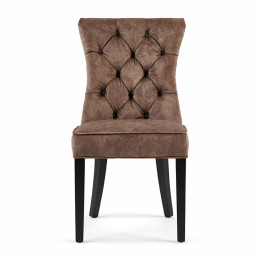 Balmoral dining chair truffle
