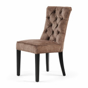 Balmoral dining chair berkshire truffle