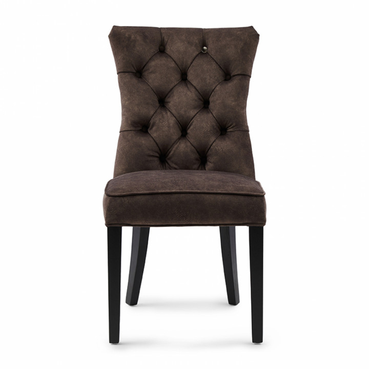 Balmoral dining chair berkshire cacao