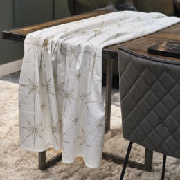 Winter wonderland table cloth 270x150