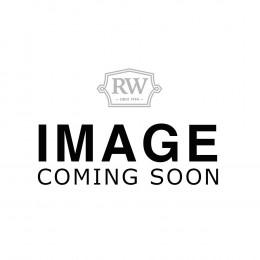 Continental footstool 105x90 velvet chocolate