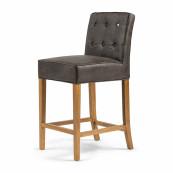 Cape breton counter stool pellini espresso