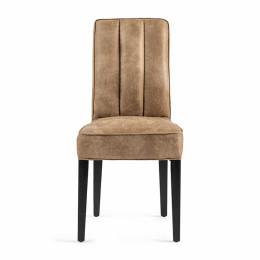 The jade dining chair pellini camel
