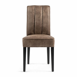 The jade dining chair pell coffee