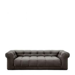 Cobble hill sofa 3 5 s vel grigrey