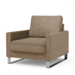 West houston armchair meltsil
