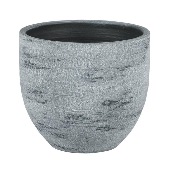 Tondela 17 01g indoor planter dark grey 29cm dia