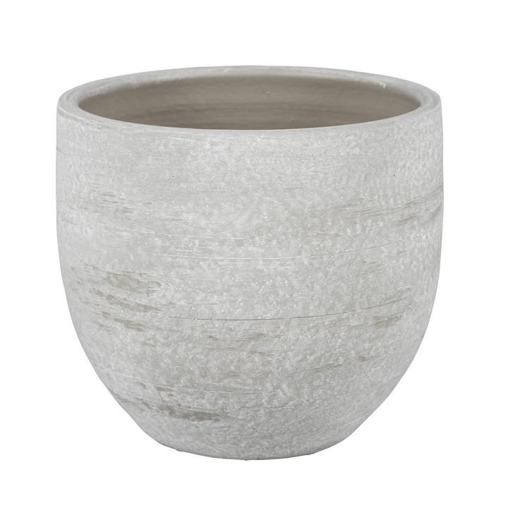 Tondela 17 01g indoor planter light grey 29cm dia