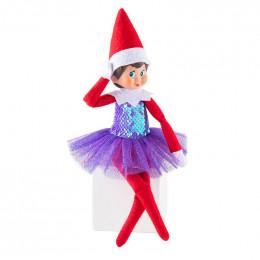 Sugar plum party dress