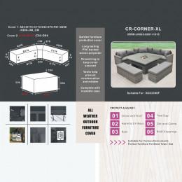 Corner cover xl
