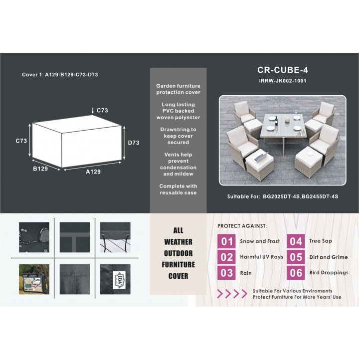 Cube cover 4
