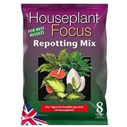 Houseplant focus potting mix 8ltr