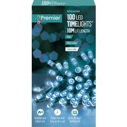 100 led timerlights 10m lit length