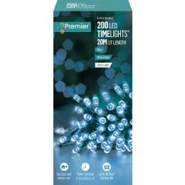 200 led timerlights 20m lit length
