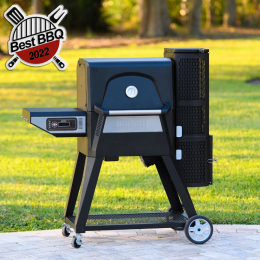 Masterbuild digital charcoal grill smoker gravity fed 560